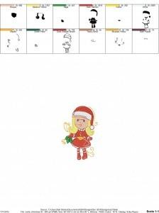 swirly christmas kit - 004