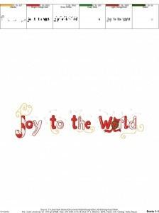 swirly christmas kit - 010